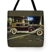 Packard Twelve Sedan Convertible Tote Bag