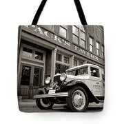 Pack's Tavern Nostalgia Tote Bag