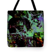 Pacquiao Paint Stay Focused On Your Goal Tote Bag