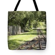 Padarn Lake Railway Tote Bag