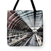 Paddington Station London Sketch Tote Bag