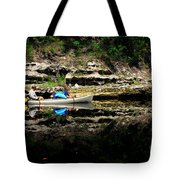 Paddle The Suwannee Tote Bag