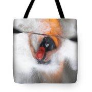 Paddling Blur Tote Bag