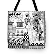 Padmini Tote Bag