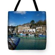 Padstow Harbour  Tote Bag