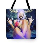 Pagan Paradise Tote Bag