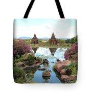 Temples Tote Bag