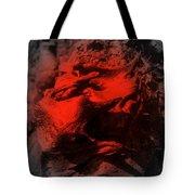 Pahoehoe Lava Tote Bag