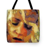 Pain By Mary Bassett Tote Bag