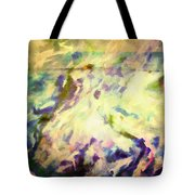 Paint And Clouds IIi Tote Bag