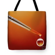 Paint Ball Tote Bag