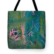 Paint Layers Tote Bag