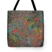 Paint Number 17 Tote Bag