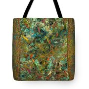 Paint Number 24 Tote Bag