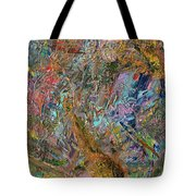 Paint Number 26 Tote Bag
