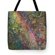 Paint Number 27 Tote Bag