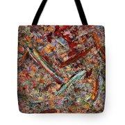 Paint Number 30 Tote Bag