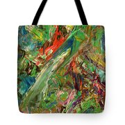 Paint Number 32 Tote Bag