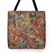 Paint Number 33 Tote Bag