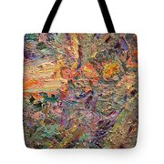 Paint Number 34 Tote Bag