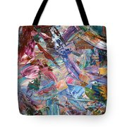 Paint Number 42-b Tote Bag by James W Johnson