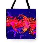 Paintball Splat Tote Bag