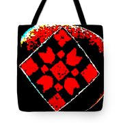 Painted Asteroids 6 Tote Bag