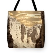 Painted Canyon Trail Tote Bag