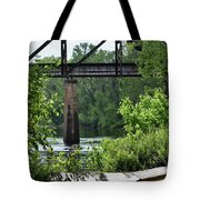 Painted Congaree Four Tote Bag