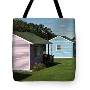 Painted Cousins Tote Bag