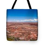 Painted Desert #10 Tote Bag