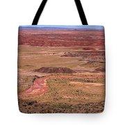 Painted Desert #3 Tote Bag