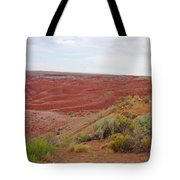 Painted Desert 6 Tote Bag