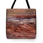 Painted Desert #7 Tote Bag