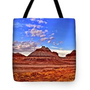 Painted Desert Colorful Mounds 003 Tote Bag