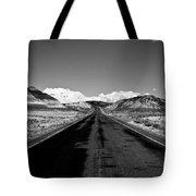 Painted Desert Road #2 Tote Bag