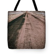 Painted Desert Road #4 Tote Bag
