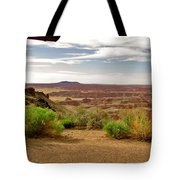Painted Desert Vista Tote Bag