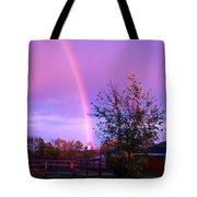 Painted Dreams Farm Tote Bag