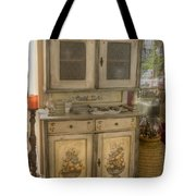 Painted Dresser Tote Bag