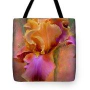 Painted Goddess - Iris Tote Bag