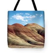 Painted Hills Colors Tote Bag