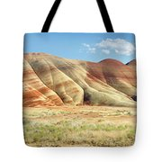 Painted Hills Pano 1 Tote Bag