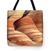 Painted Hills Stripes Tote Bag