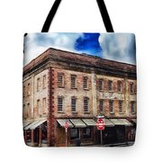 Painted Lady And Sons Tote Bag