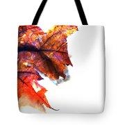 Painted Leaf Series 1 Tote Bag