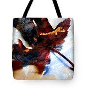 Painted Leaf Series 2 Tote Bag