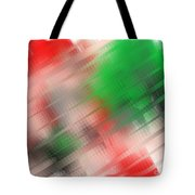 Painted Melody Tote Bag