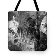 Painted Memories Tote Bag by Art Di