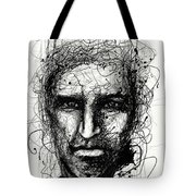 Painted Mind Tote Bag